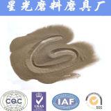 F16-F320 Brown Aluminiumoxyd/Brown fixiertes Tonerde-Poliermittel für Sandstrahlen
