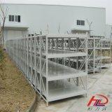 Racks de depósito Long Span prateleiras de armazenamento