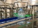 Het automatische 5L Vullende Afdekken het Vullen van Monoblock van de Was van het Water van de Fles en Bottelmachine