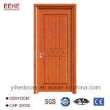 중국에서 최신 디자인 나무로 되는 문 안쪽 문