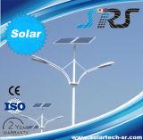 6m 원뿔 폴란드 LED 램프 단청 태양 전지판 거리 조명