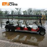 新しいデザイン熱い販売8のシートの電気ゴルフカート