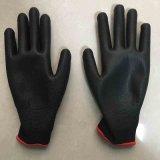 PU покрытием перчатки