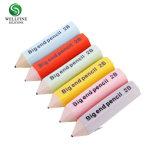 Firmenzeichen-kundenspezifischer Silikon-Schule-Bleistift-Beutel mit NylonZipper&Silicone Beutel-Kasten mit Bleistift-Form