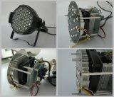 Горячее освещение диско света РАВЕНСТВА освещения 54*3W этапа сбывания RGBW 4in1 СИД
