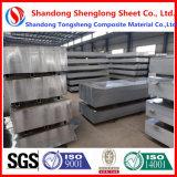 コイルまたはAlu亜鉛屋根ふきシートのSGCC/SGLCC/Primeによって電流を通される明白な鋼板
