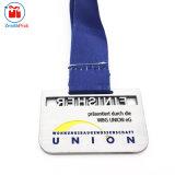 Medaglia della stazione di finitura del Triathlon di esecuzione della bici di nuotata di potere di Custome
