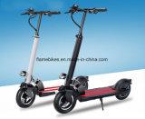 400W Bicicleta eléctrica de aluminio con asiento