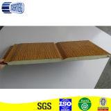 Het houten paneel van de de muurPu sandwich van het textuurpatroon decoratieve
