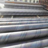 螺線形によって溶接される管の鋼鉄自動管