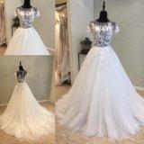 Sexy моды устраивающих платье Дамы платье для свадьбы