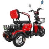 Scooter eléctrico de 3 ruedas con certificado ISO