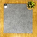 60X60cm 석탄 재 색깔 시골풍 Anti-Slip 사기그릇 지면 도와 (A6013)