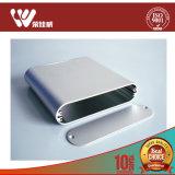 Kundenspezifischer Aluminiumstrangpresßling für Bluetooth Lautsprecher-Gehäuse