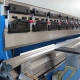 Nc presse plieuse hydraulique de 300 tonnes 6000mm presse nc