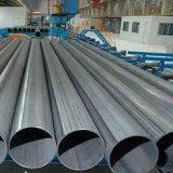 Buis 1 '' van de Pijpen van het Staal van het Roestvrij staal ASTM van China van Zhiju A312 Naadloze Gelaste - 48 ''