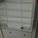 Lightbox que anuncia o indicador que anuncia a caixa leve do diodo emissor de luz do equipamento