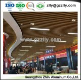 Panneau d'accès facile à nettoyer matériaux décoratifs plafond en aluminium
