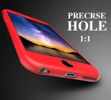 Nuevo petróleo de la llegada Rubberizing los casos elegantes llenos de la cubierta del teléfono de la cubierta TPU para el iPhone 7