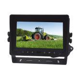 Carretilla/remolque/tractor la visión nocturna Waterproof CCD Sharp 600líneas de TV por cable de la cámara de marcha atrás