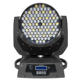 Hot Salts 108*3W LED Lighting Stage Moving Head Wash Light for Indoor and Outdoor Events