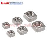 Noix de levage galvanisées de l'oeil DIN582 modifiées par acier d'OEM
