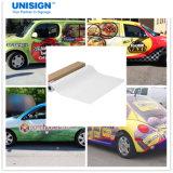 Venda a quente 0,1mm PVC Vinil auto-adesiva para cartaz/Adversting Imprimir