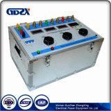 Verificador térmico da proteção da resposta da Desengate-fase térmica eletrônica do calibrador do relé