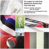 Против скольжения пота устойчив PU кожа для полей для гольфа ручка