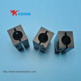 Parti di alluminio su ordine lavoranti di CNC