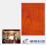 Buen precio de los paneles de revestimiento del techo del PVC del color