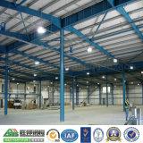 Edificio prefabricado del taller/del almacén de la estructura de acero del pabellón
