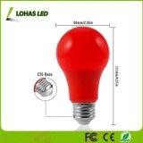 목록으로 만들어지는 세륨 RoHS에 동등한 5W E26 LED 빨간불 전구 40W