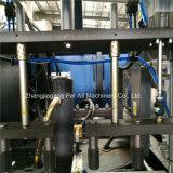La salida de alta velocidad de la máquina de moldeo por soplado para botellas de PET de la cavidad 9
