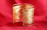 서쪽 작풍 형식 황금 개성 팔찌 팔찌