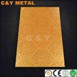 Migliore strato di goffratura di vendita dell'acciaio inossidabile 304 con i colori dell'Ti-Oro