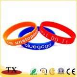 Esportes bracelete de silicone e pulseira de Borracha