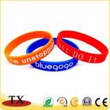 Wristband do bracelete e da borracha do silicone dos esportes