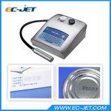 Impresora de inyección de tinta continua de la impresora de la fecha del producto para el empaquetado de la droga (EC-JET300)