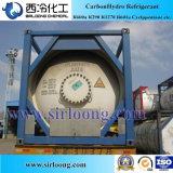 Isobutane Refrigerant C4H10 para a condição do ar