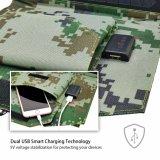 10W Ce FCC Water-Resistant двух сложенных Sunpower портативная солнечная панель