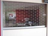Aluminiumrollen-Blendenverschluss-Gitter-Tür-Sicherheit mit Potenzial für Anblick-und Ventilations-Latten