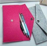 Filz-Bleistift-Beutel, kreativer Filz-Beutel für Kursteilnehmer oder Büro