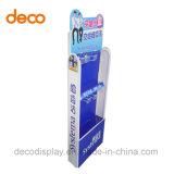 Material de papel al por mayor expositor de suelo Rack para pasta de dientes