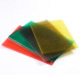 Preço oco Anti-Fog da folha do telhado de Palstic do PC do policarbonato de Makrolon