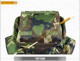 Militärrucksack mit Tarnung-Farbe Iso-Norm für taktisches