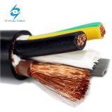 Kupferner Kern 240mm der Kategorien-5 4 Kern Belüftung-flexibles Kabel