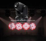 Projektor, der beweglichen Kopf der LED-Punktgobo-Wäsche-150 dreht