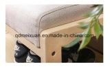 固体木のFootstoolの靴ラック(M-X2564)