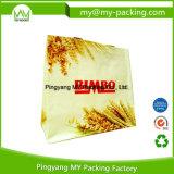 Изготовленный на заказ мешок слоения рекламы логоса сплетенный PP для покупкы